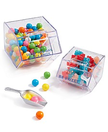 2-Pc. Candy Bin Set