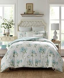 Honeysuckle King Comforter Set