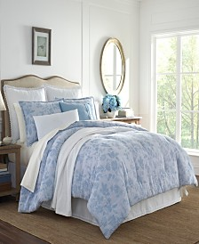 Laura Ashley Liana Full/Queen Comforter Set