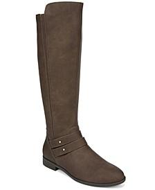 Women's Reach For It Wide Calf High Shaft Boots