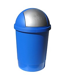 13.2 Gallon Swivel Lid Waste Bin