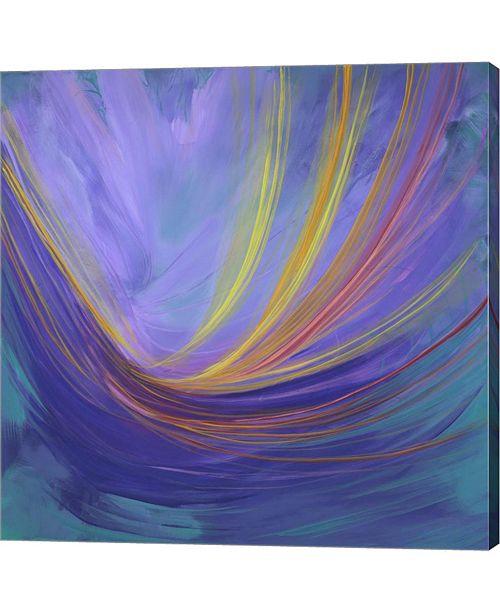 "Metaverse Love by Julie Joy Canvas Art, 24"" x 24"""