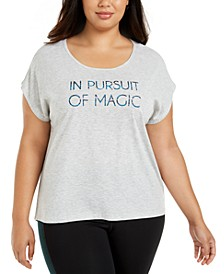 Plus Size Graphic Magic T-Shirt
