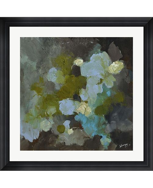 "Metaverse Stormy Weather I by Solveiga Framed Art, 32"" x 32"""