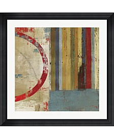 """to The Left by Posters International Studio Framed Art, 32"""" x 32"""""""