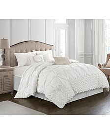Piercen 7-Pc. Queen Comforter Set