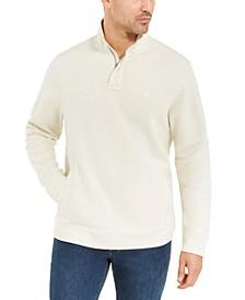 Men's Playa Pina Port Quarter-Zip Sweatshirt, Created for Macy's