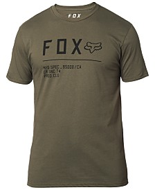 Fox Men's Nonstop Logo Graphic T-Shirt