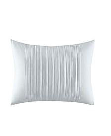 Linear Tucks Tiny Pleats Breakfast Pillow