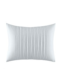 Vera Wang Linear Tucks Tiny Pleats Breakfast Pillow