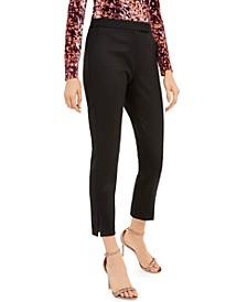 Jacquard Bibiana Slim Pants