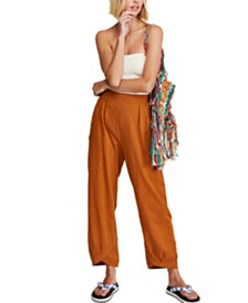 Free People Breezin By Jogger Pants