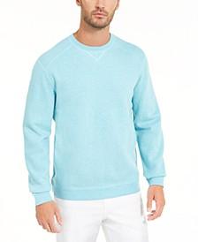 Men's Flip Side Classic-Fit Reversible Sweatshirt, Created For Macy's