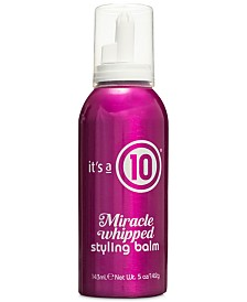 It's a 10 Miracle Whipped Styling Balm, 5-oz., from PUREBEAUTY Salon & Spa