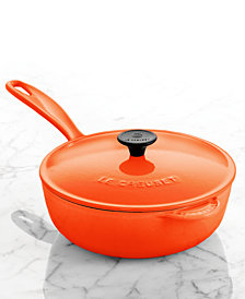 Le Creuset Enameled Cast Iron 2.25 Qt. Covered Saucier