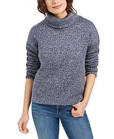 Women's Chillin™ Fleece Turtleneck Sweater