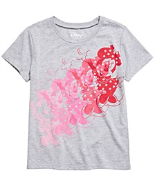 Big Girls Minnie Mouse T-Shirt