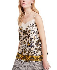 Free People Solstice Printed Camisole