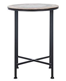 Lumi Agate Accent Table