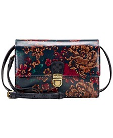 Patricia Nash Fall Tapestry Lanza Crossbody