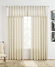 Warsa Pocket Rod Curtain Collection