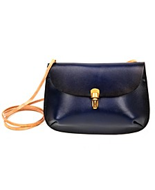 Ada Leather Crossbody Bag