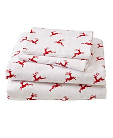 Great Bay Home Extra Soft Printed Full Sheet Set