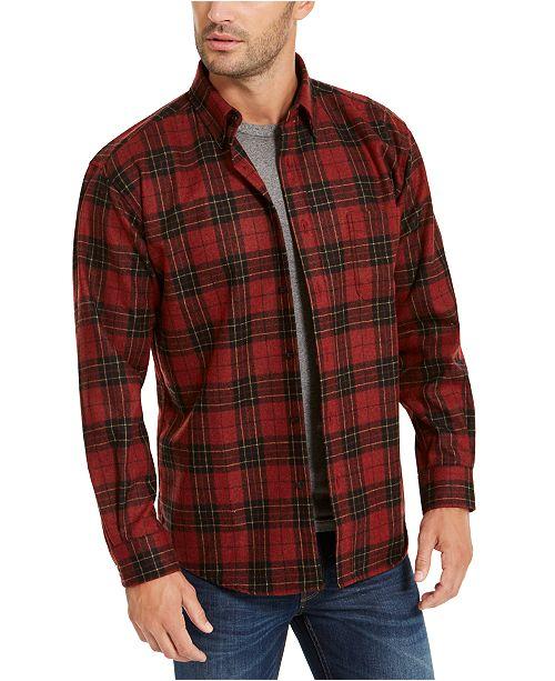 Pendleton Men's Fireside Tartan Shirt