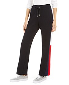 Vented Colorblocked Track Pants