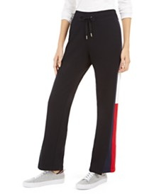 Tommy Hilfiger Sport Vented Colorblocked Track Pants