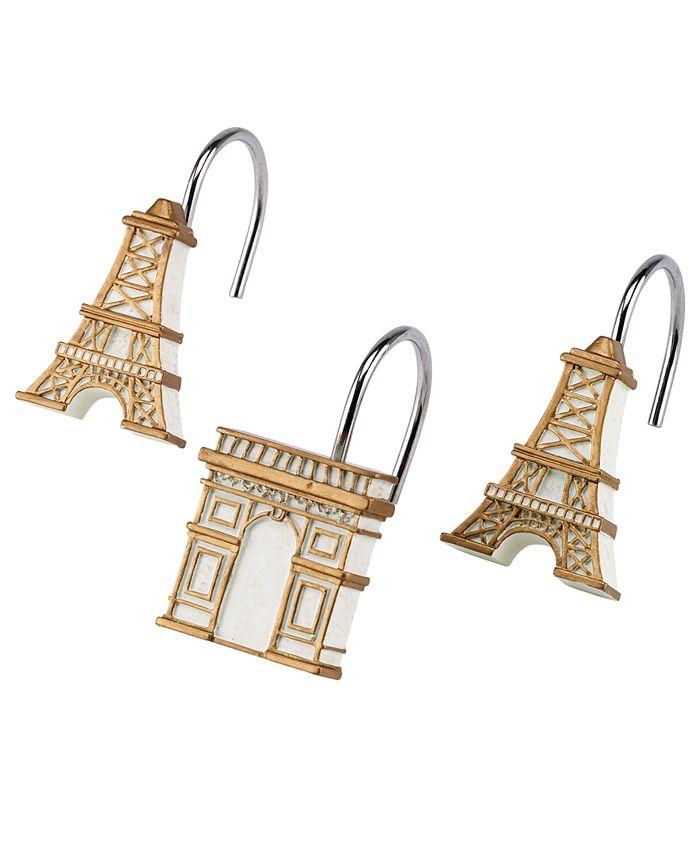 Avanti - Paris Botanique Shower Hooks
