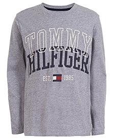 Tommy Hilfiger Big Boys Tony Logo T-Shirt