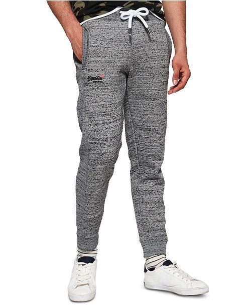 Superdry Orange Label Logo Jogger Pants