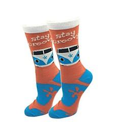 Stay Groovy Socks