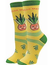 Aloe There Socks