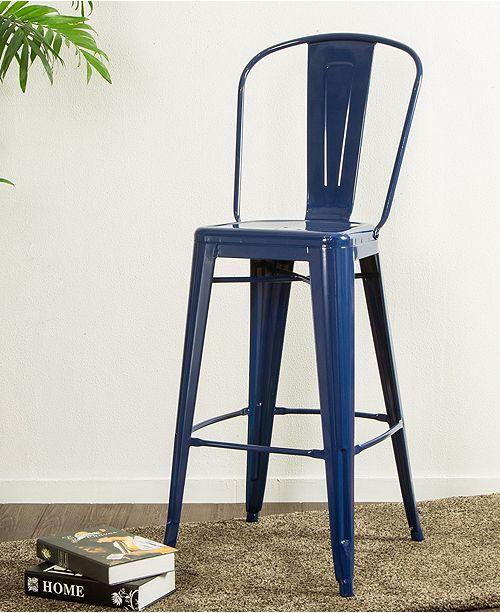 Sensational Metal Bar Stool Set Of 4 Gamerscity Chair Design For Home Gamerscityorg