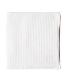 Waffle Twist 100% Cotton Bath Towel