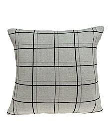 Sami Transitional Tan Pillow Cover