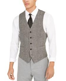 Lauren Ralph Lauren Men's Classic-Fit Herringbone Vest