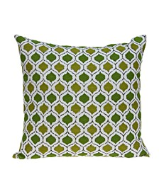 Saria Transitional Multicolor Pillow Cover