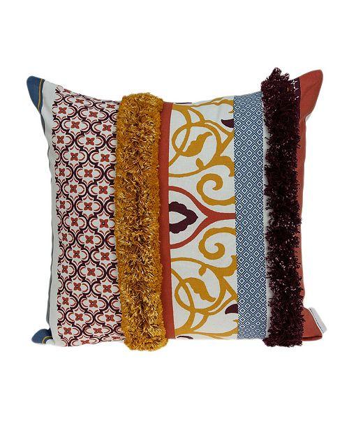 Parkland Collection Juno Bohemian Multicolor Pillow Cover