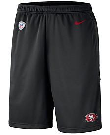 Nike Men's San Francisco 49ers Coaches Shorts