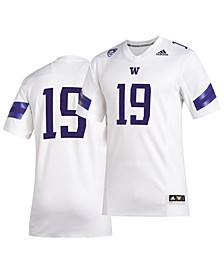 Men's Washington Huskies Football Premier Jersey
