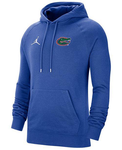 Jordan Men's Florida Gators Travel Hooded Sweatshirt