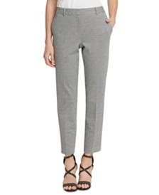 DKNY Petite Skinny Ankle Pants