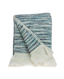 Shiba Transitional Handloomed Throw