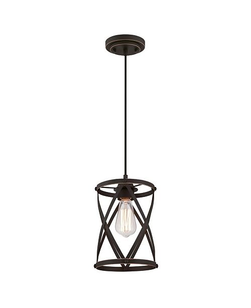Westinghouse Lighting Isadora One-Light Indoor Mini Pendant