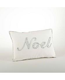 """Noel Throw Pillow, 13"""" x 20"""""""