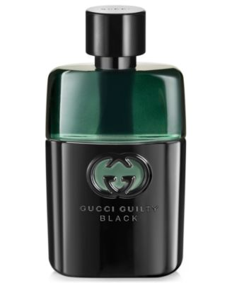 Gucci Guilty Black Pour Homme Fragrance Collection Shop All Brands