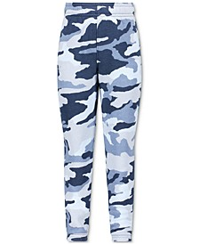 Toddler Boys Bandit Camo-Print Jogger Pants